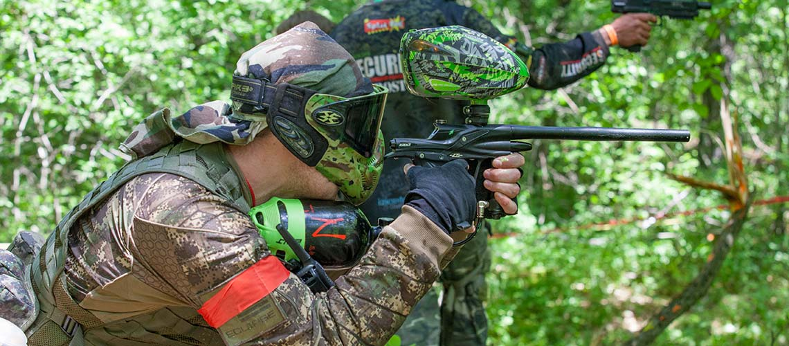 Wisconsin Scenario Paintball